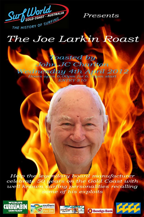Joe Larkin Roast April 2012