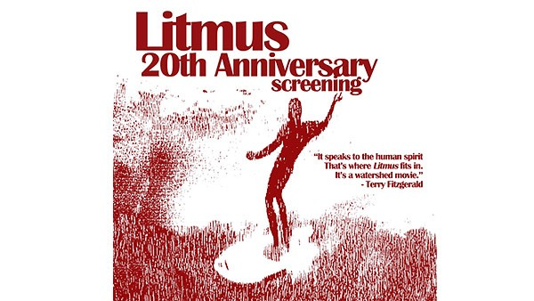 SCREENING OF 'LITMUS' BY ANDREW KIDMAN