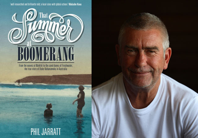 Phill Jarratt Book Launch – 'That Summer at Boomerang'