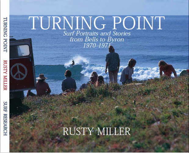 Rusty Miller Talk and Book Signing